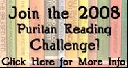 Puritan Reading Challenge