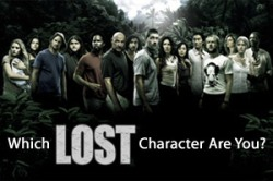 Which Lost Character Are You?